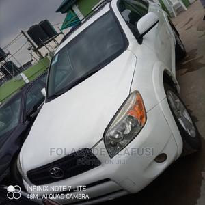 Toyota RAV4 2008 White   Cars for sale in Lagos State, Ikeja