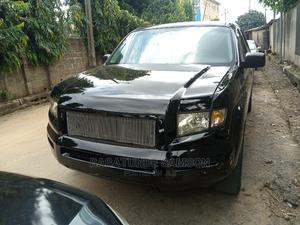 Honda Ridgeline 2008 Black | Cars for sale in Lagos State, Ikeja