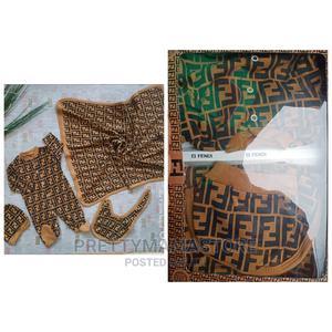 Fendi 4pcs Set   Children's Clothing for sale in Lagos State, Gbagada