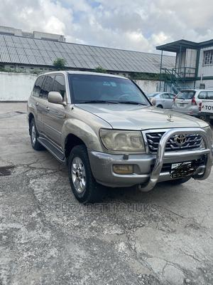 Toyota Land Cruiser 2000 Gold | Cars for sale in Lagos State, Apapa