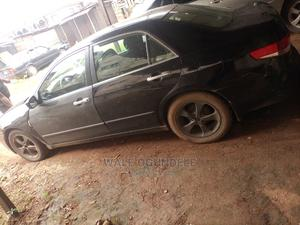 Honda Accord 2005 2.0 Comfort Automatic Silver   Cars for sale in Edo State, Benin City