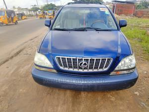 Lexus RX 2003 300 4WD Blue | Cars for sale in Lagos State, Isolo