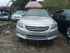 Honda Accord 2009 Coupe 3.5 EX-L V6 Silver | Cars for sale in Lagos State, Apapa