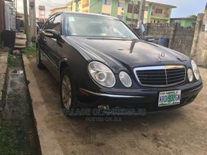 Mercedes-Benz E320 2003 Black   Cars for sale in Lagos State, Ikeja