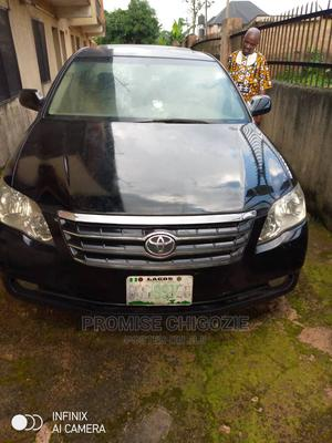 Toyota Avalon 2008 Black | Cars for sale in Imo State, Orlu