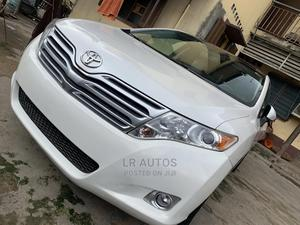 Toyota Venza 2010 V6 AWD White   Cars for sale in Lagos State, Surulere