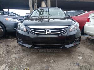 Honda Accord 2009 2.4 I-Vtec Exec Automatic Black | Cars for sale in Lagos State, Apapa
