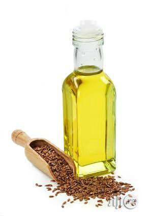 Flax Seed Oil Essential Oil Unrefined Coldpressed Organic Oil 250mls   Vitamins & Supplements for sale in Plateau State, Jos
