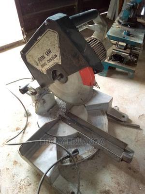 C-Woerman Aluminum/Wood Cutting Machine   Electrical Equipment for sale in Abuja (FCT) State, Zuba