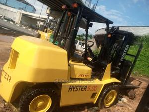 5 Tons Hyster Forklift   Heavy Equipment for sale in Lagos State, Ikeja