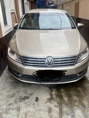 Volkswagen CC 2013 Sport Plus Gold | Cars for sale in Lagos State, Lagos Island (Eko)