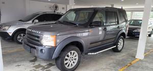 Land Rover Lr3 2006 SE Gray | Cars for sale in Lagos State, Ikorodu
