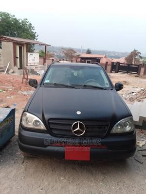 Mercedes-Benz M Class 2002 Black | Cars for sale in Ogun State, Abeokuta South