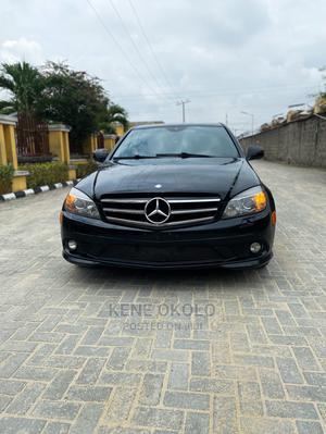Mercedes-Benz C300 2008 Black | Cars for sale in Lagos State, Lekki