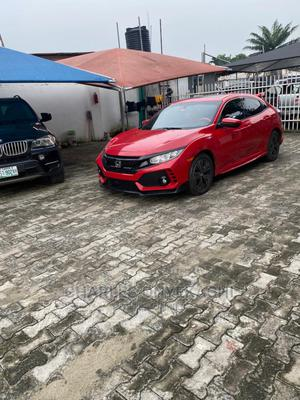 Honda Civic 2017 Red | Cars for sale in Lagos State, Ajah