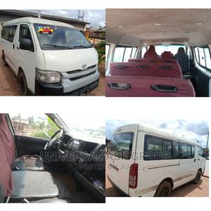 Toyota Hiace Hummer 2 | Buses & Microbuses for sale in Lagos State, Ajah