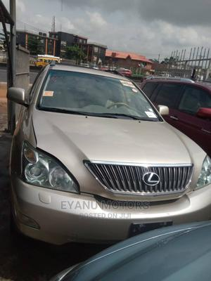 Lexus RX 2006 Gold | Cars for sale in Abuja (FCT) State, Apo District