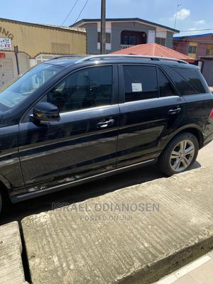 Mercedes-Benz M Class 2012 Black | Cars for sale in Lagos State, Alimosho