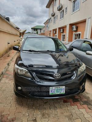 Toyota Corolla 2013 S 5-Speed Black | Cars for sale in Imo State, Owerri