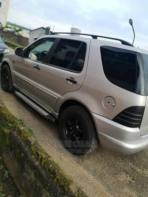 Mercedes-Benz M Class 2003 ML 320 Silver   Cars for sale in Lagos State, Ikeja