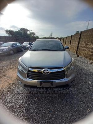 Toyota Highlander 2015 Silver   Cars for sale in Lagos State, Ifako-Ijaiye