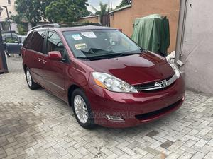 Toyota Sienna 2009 XLE Limited AWD Red | Cars for sale in Lagos State, Yaba