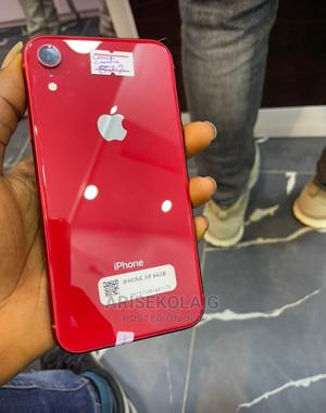 Apple iPhone XR 64 GB Silver   Mobile Phones for sale in Lagos State, Ikeja