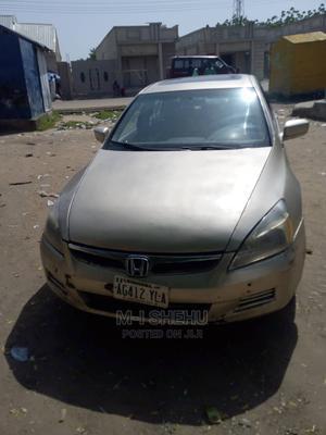 Honda Accord 2007 2.4 Exec Automatic Gold   Cars for sale in Yobe State, Damaturu