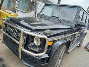 Mercedes-Benz G-Class 2006 Black | Cars for sale in Lagos State, Ikeja