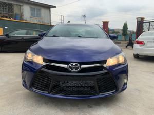 Toyota Camry 2015 Blue   Cars for sale in Lagos State, Agege