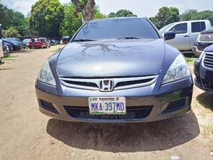 Honda Accord 2006 2.0 Comfort Gray   Cars for sale in Kaduna State, Kaduna / Kaduna State