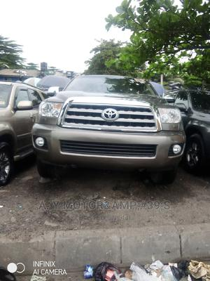 Toyota Sequoia 2011 Gray | Cars for sale in Lagos State, Apapa