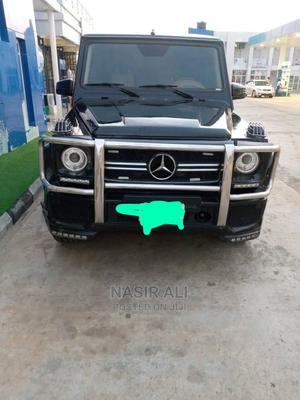 Mercedes-Benz G-Class 2007 Base G 55 AMG 4x4 Black | Cars for sale in Abuja (FCT) State, Apo District