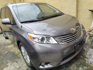 Toyota Sienna 2013 Limited AWD 7-Passenger Gray   Cars for sale in Lagos State, Surulere