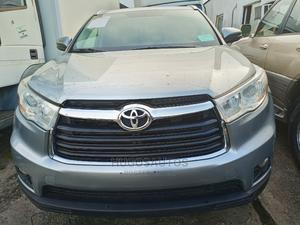 Toyota Highlander 2014 Blue | Cars for sale in Rivers State, Port-Harcourt