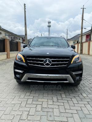 Mercedes-Benz M Class 2013 ML 550 4Matic Black | Cars for sale in Lagos State, Lekki