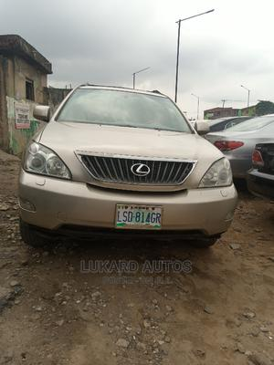 Lexus RX 2008 350 Gold | Cars for sale in Lagos State, Abule Egba