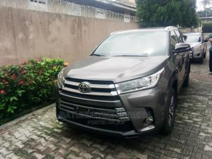 Toyota Highlander 2019 XLE Gray | Cars for sale in Lagos State, Ikeja