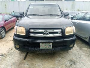 Toyota Tundra 2004 Automatic Black   Cars for sale in Rivers State, Port-Harcourt