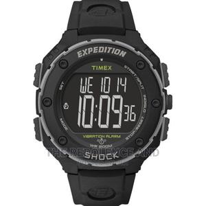 Timex T49950 Men'S Expedition Chronograph Alarm Resin Watch   Watches for sale in Lagos State, Surulere