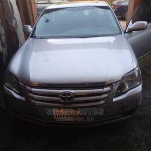 Toyota Avalon 2008 Silver | Cars for sale in Delta State, Warri