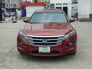 Honda Accord Crosstour 2010 EX-L Red | Cars for sale in Lagos State, Ifako-Ijaiye
