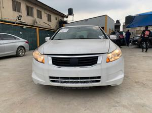 Honda Accord 2009 White   Cars for sale in Lagos State, Agege
