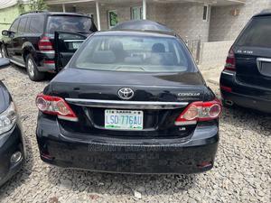 Toyota Corolla 2012 Black | Cars for sale in Lagos State, Ikeja