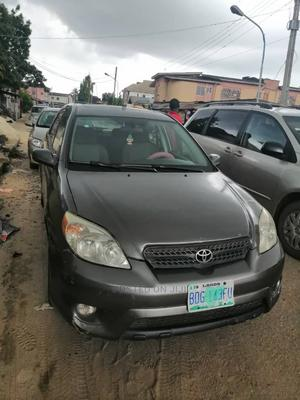 Toyota Matrix 2005 Gray | Cars for sale in Lagos State, Alimosho
