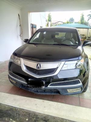 Acura MDX 2012 Black | Cars for sale in Abuja (FCT) State, Asokoro