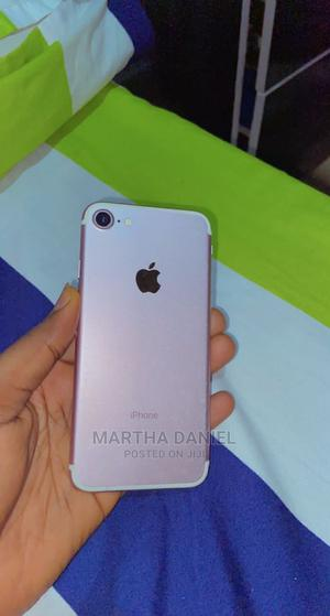 Apple iPhone 7 32 GB Gold | Mobile Phones for sale in Edo State, Benin City