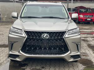 Lexus LX 2016 570 AWD Gray | Cars for sale in Lagos State, Lekki