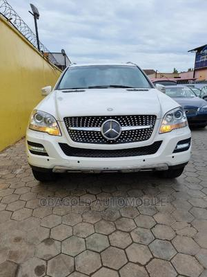 Mercedes-Benz M Class 2011 ML 350 4Matic White | Cars for sale in Lagos State, Amuwo-Odofin