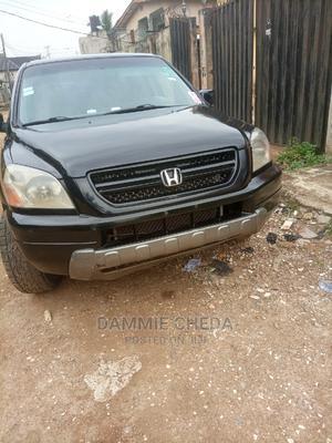 Honda Pilot 2003 Black | Cars for sale in Lagos State, Ifako-Ijaiye